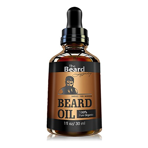 Best Voted Natural Beard Oil