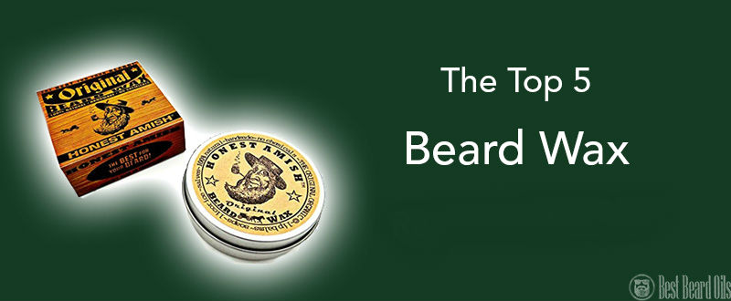 Top 5 beard wax