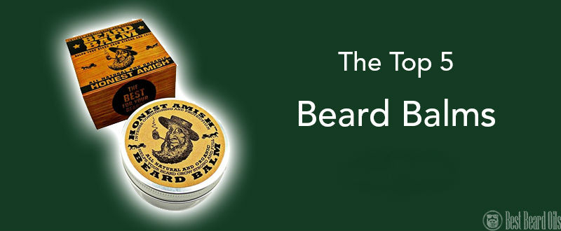 5 Best Beard Balm Reviews of 2018 - Where to Buy Them?