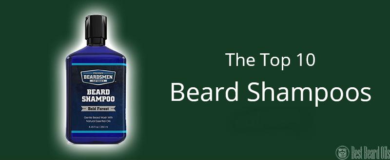 Best Beard Shampoo & Conditioners 2018   Wash, Soften & Care